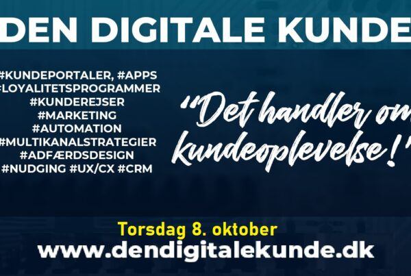 den digitale kunde