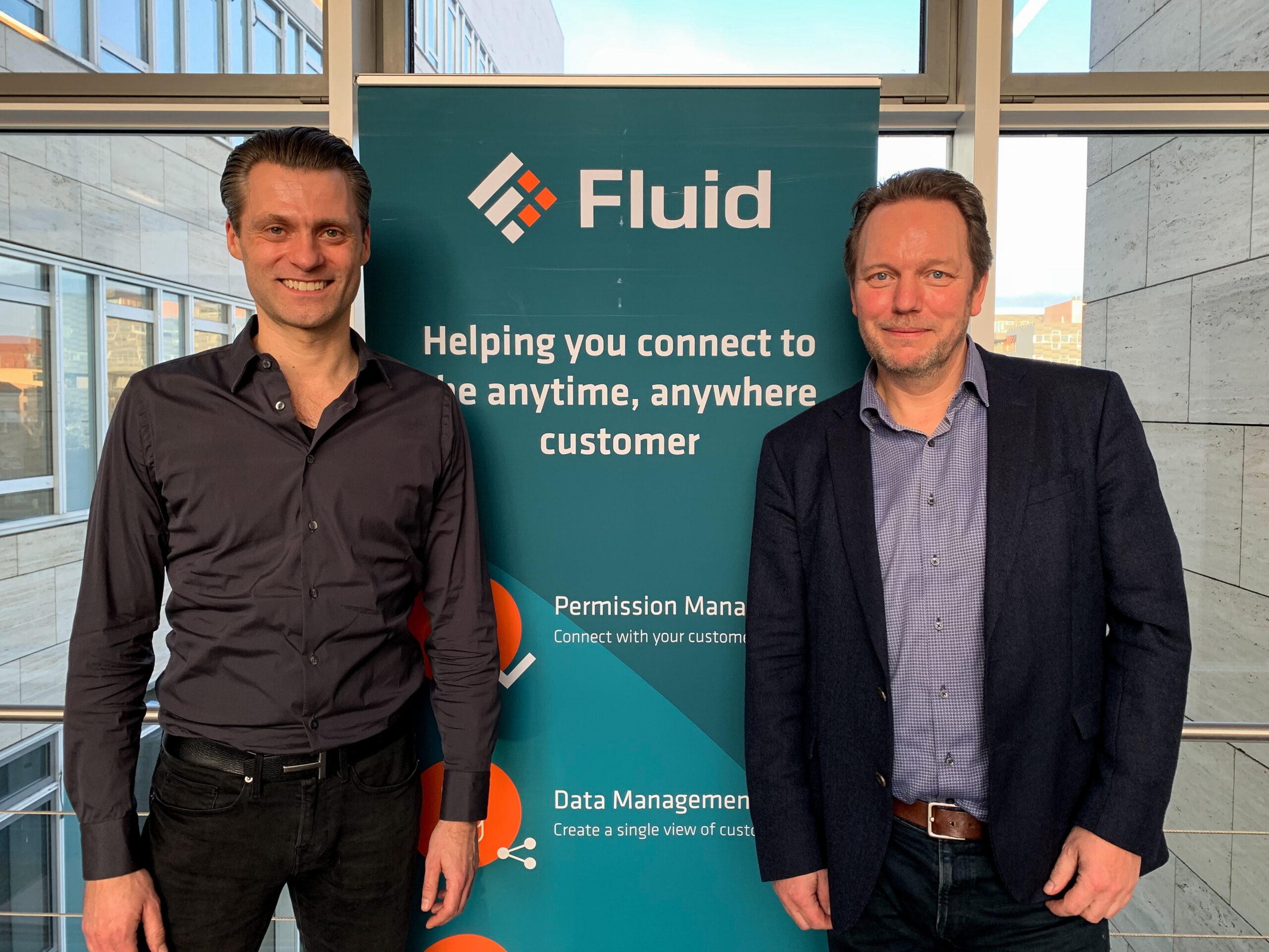 Stærke marketingkræfter til Fluids bestyrelse