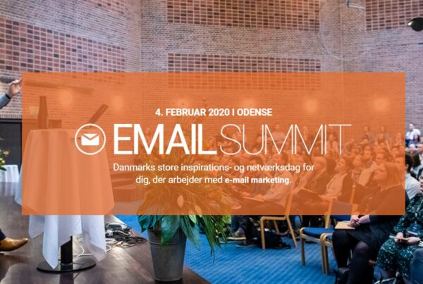 Email Summit 2020 Odense
